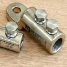 Cosses électriques à serrage mecanique pour bornes d'appareillage